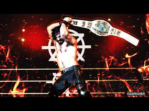 "2018: Seth Rollins 8th WWE Theme Song - "" The Second Coming (Burn It Down) + Download Link"