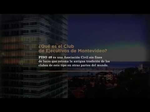 PISO 40 - Club de Ejecutivos de Montevideo