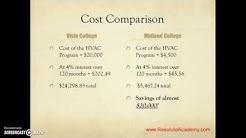 Trade School or Community College? HVAC Program Comparison