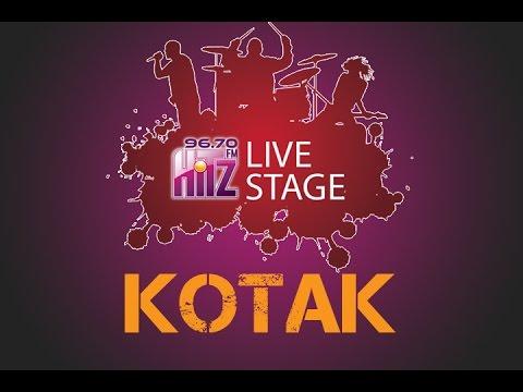 Live Stage 96.7 HITZ FM   Kotak - Kamu Adalah