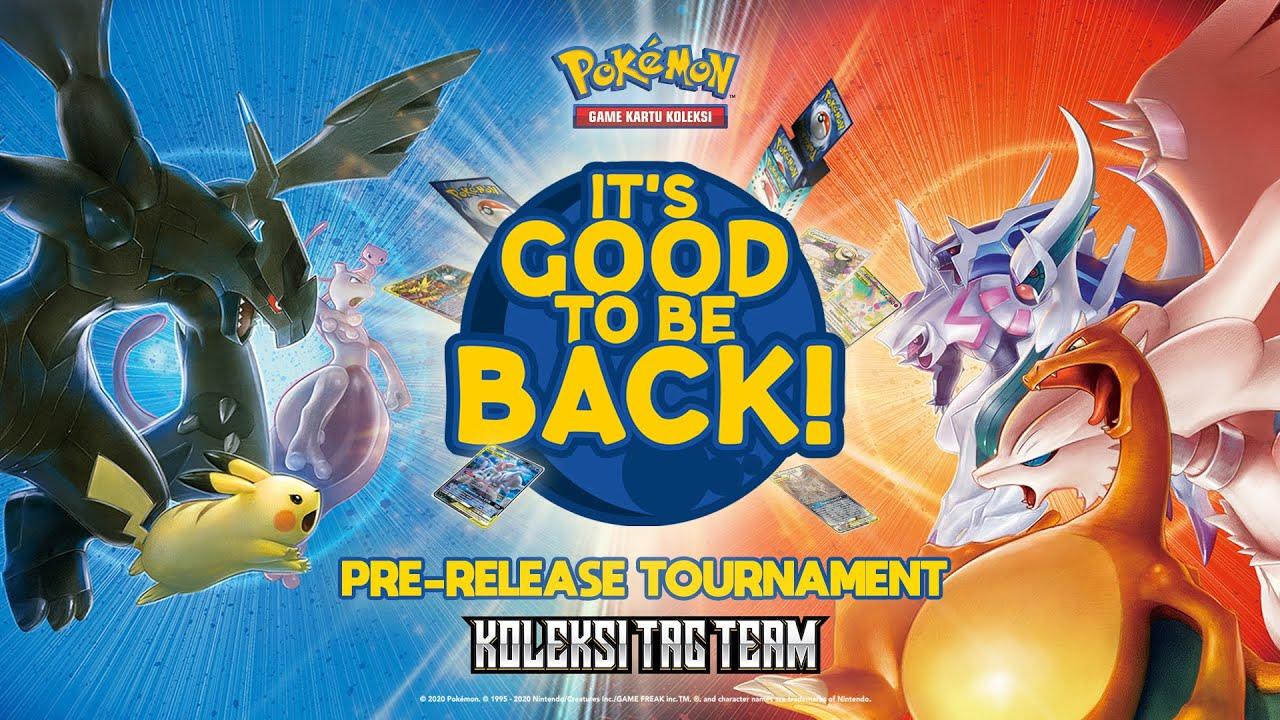 Serunya Pre Release Tournament Ekspansi ke 5 Seri Tag Team!