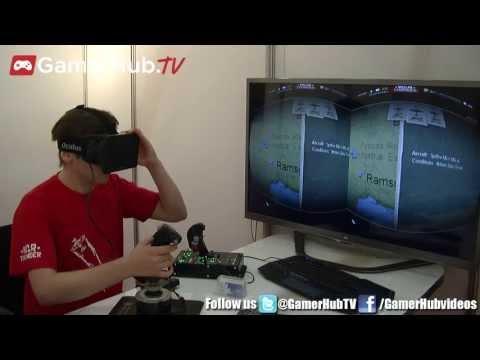 Oculus Rift Palmer Luckey Talks John Carmack