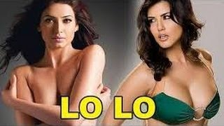 PORN STAR Sunny Leone's SEX Appeal uesd to Promote