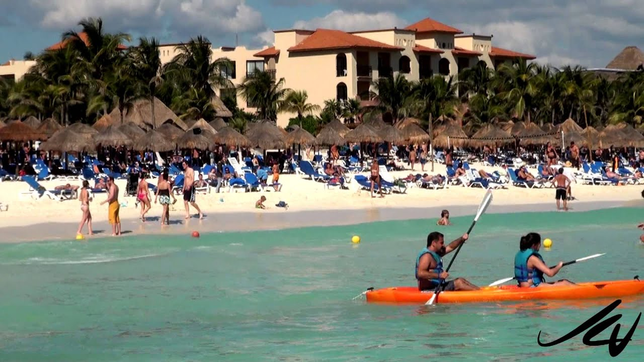 Sandos Playacar Beach Resort Spa Riviera Maya Mexico You