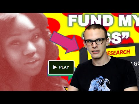 Kickstarter Crap - Fund My ASS