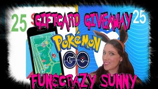 !LIVE POKEMON GO W/ FUN&CRAZY SUNNY! $25 GIFTCARDS GIVEAWAY! LUNAR NEW YEAR EVENT SHINY HUNT!
