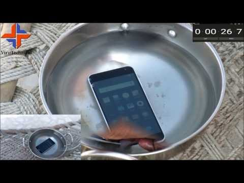 Meizu M2 , Water Test...!!!