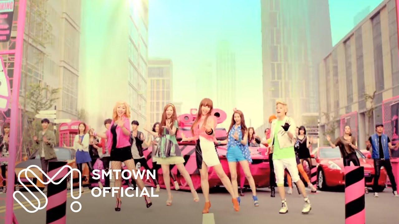 f(x) 에프엑스 'Hot Summer' MV