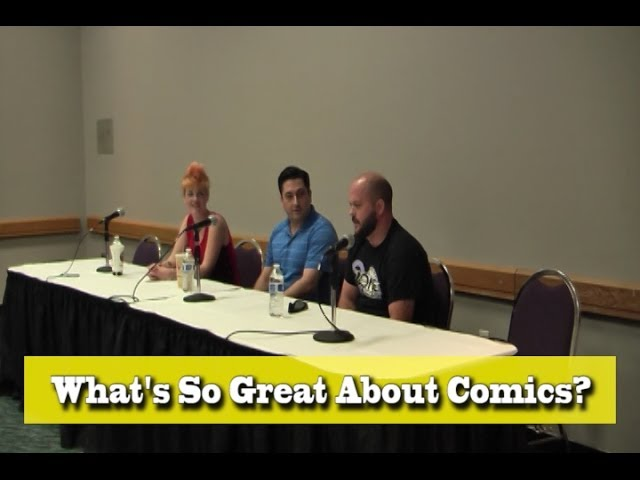 What's So Great About Comics?