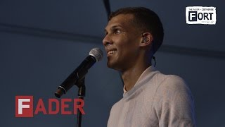"""Stromae, """"Papaoutai"""" - Live at The FADER FORT Presented by Converse"""