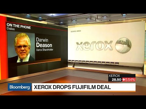 Xerox Investor Darwin Deason Wants 'Fair Auction' for the Company