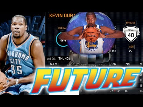 Can A Old NBA 2K Game Predict The Future?