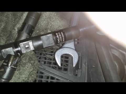 Не заводится дизель Renault Kangoo 1.5 dci Перед разбором форсунки просмотрите коментарии!!!