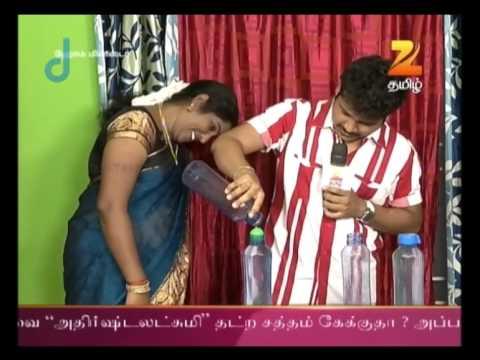 Home Minister - Tamil Family Game Show - Episode 605 - Zee Tamil TV Serial - Best Scene