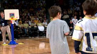 Gambar cover Georgia Tech Halftime Slam Dunk Contest