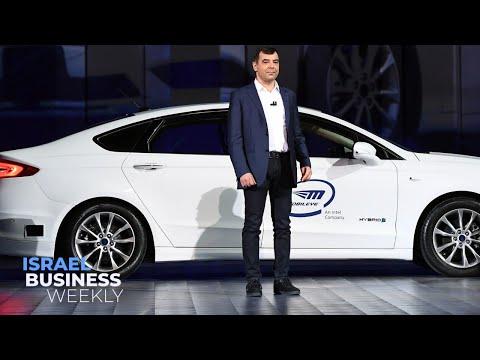 Intel Company Mobileye: Autonomous Driving Technology