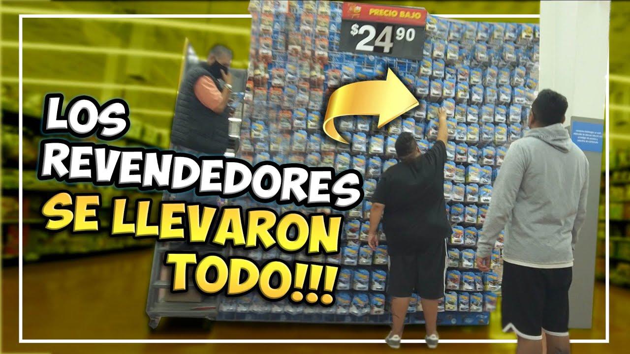 ¡Los Revendedores se Llevaron Todo! 😱 Cacería de Juguetes en Walmart | El tio pixel
