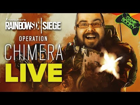 Rainbow Six Siege (Operation Chimera) (PC Complete Copy Giveaway) LIVE - Game Society Pimps