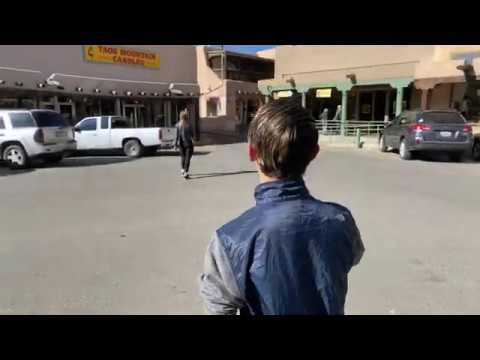 Worst Of The World - Student Film from We Make Movies Smartphone Studio Taos Workshop