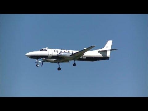 Sharp Airlines Fairchild Metro III Landing At Gold Coast Airport