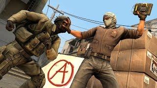 Counter-Strike: Global Offensive - Калиброка x1 катка