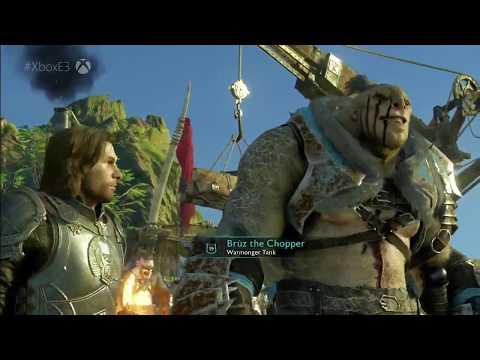 Shadow Of War Trailer: Road To E3 2017  