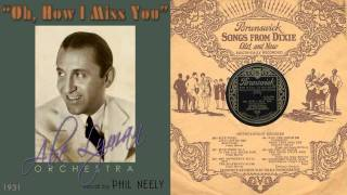 1931, Oh How I Miss You, Abe Lyman Orch. Hi Def 78RPM .wmv