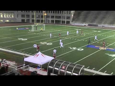 McGill Redmen Soccer - Highlight Reel '14