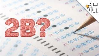 考試一定要用2B鉛筆畫卡嗎? | 一探啾竟 第13集 | 啾啾鞋 #酷課雲