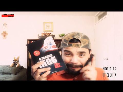 4. NUEVAS FOTOS DE PENNYWISE! En Terror con John Silence!