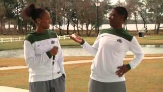Getting to Know Your JU Dolphins Episode #4