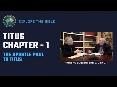 Titus | Commentary | Anthony Buzzard & J. Dan Gill