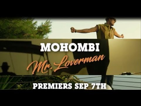 Mohombi - Mr Loverman (Teaser 1)