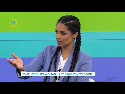 YouTube superstar Lilly Singh teaches us 'How to be a Bawse'   Your Morning