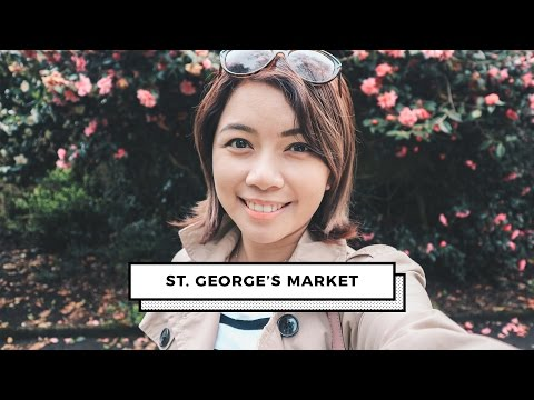 What's Inside St. George's Market in Belfast | 60 Seconds of Europe