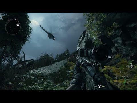 Sniper  Ghost Warrior 3 Game Play | Q9550 | DDR3 8GB | GTX 660 | Awesome Graphics |