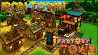 Iron Town – Factory Town Gameplay [Season 3] – Let's Play Part 3