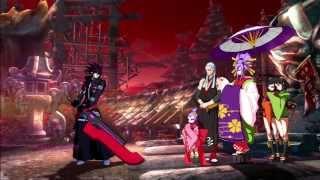 BlazBlue: Chrono Phantasma - [Ragna The BloodEdge] Part 2 [Japanese IMPORT] (Walkthrough/Gameplay)