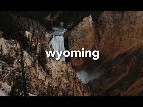 This is Wyoming