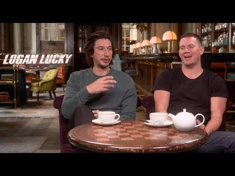 Download Youtube: LOGAN LUCKY: 8 Questions for Channing Tatum and Adam Driver