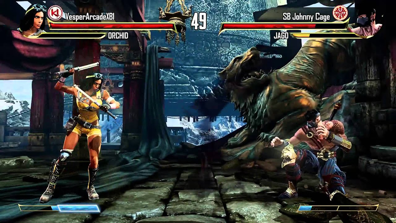 VA Killer Instinct Ranked Matches 7