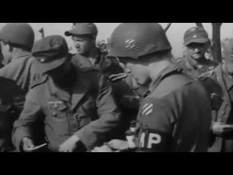 GERMAN PRISONERS OF WAR - WORLD WAR II - Discovery History Military (full documentary)