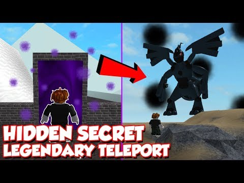 Bacon Hair Finds HIDDEN SECRET LEGENDARY Teleport In Pokemon Brick Bronze! from YouTube · Duration:  11 minutes 44 seconds