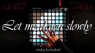 Alec Benjamin - Let Me Down Slowly REMIX | Enelos Lanchpad