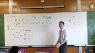 Chain Rule (2 of 3: Combining derivatives)