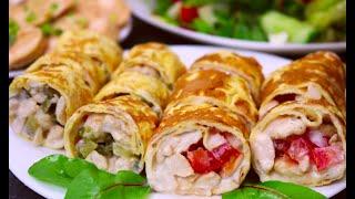 3 Вкуснейших ПП блюда, Ешь и Худей! Домашняя колбаса, Бризоль, Запеченный минтай