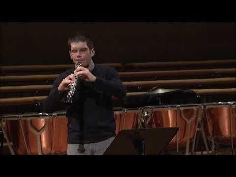 Berliner Philharmoniker Master Class - Oboe