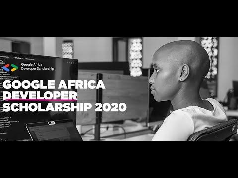 GOOGLE AFRICA DEVELOPER SCHOLARSHIP 2020: How To Apply for Google Develper Scholarship 2020