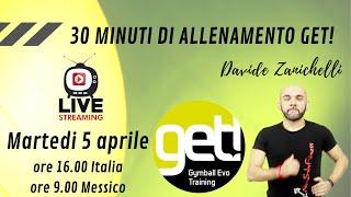 30 minuti di GET! con Davide Zanichelli