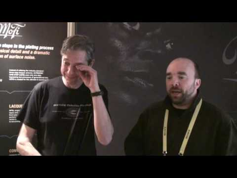Mobile Fidelity mastering legends Shawn R. Britton and Rob LoVerde